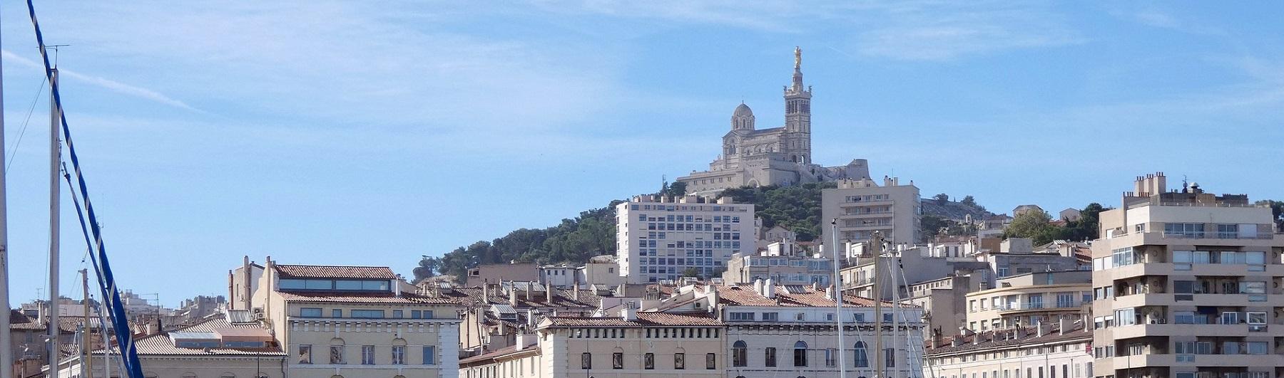 Un littoral piéton éphémère à Marseille