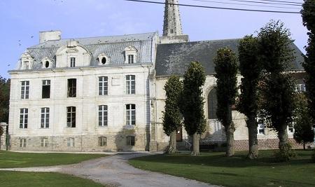 Mairie Habarcq dans le département du Pas-de-Calais